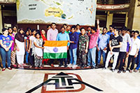South Indian Medical Students Reached Philippines