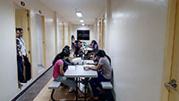 Ladies Hostel Study Room