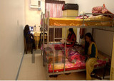 Ladies hostel Inside College Campus