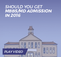 Should you study mbbs